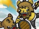 حرب الدببة البربرية